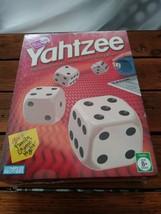 YAHTZEE Dice Game 2005 Brand New SEALED Hasbro Milton Bradley Family Age... - $11.00