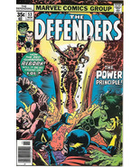 The Defenders Comic Book #53, Marvel Comics 1977 FINE  NEW UNREAD - $3.25