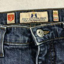 Juicy Couture Women's Blue Jeans 29 image 3