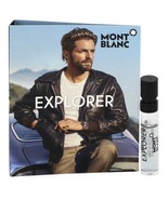 Montblanc Explorer By Mont Blanc Vial Edp (sample) .06 Oz For Men - $10.16