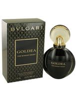 Bvlgari Goldea The Roman Night Eau De Parfum Spray 2.5 Oz For Women  - $83.53