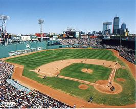 Fenway Park 2001 Boston Red Sox Vintage 8X10 Color Baseball Memorabilia ... - $6.99