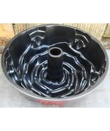Nordic Ware Platinum Series Rose Bundt Cake Pan Cast Aluminum 10 Cup Mad... - $22.00