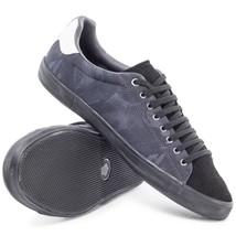 Fred Perry Men's Howells Camo Jacquard Trainers Shoes B8251-102 - Black - $51.52