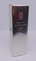Elizabeth Arden Intervene Makeup Spf15 No.11 Soft Cognac 1Fl.oz/30ml Nib - $15.76