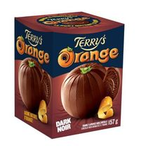 Terry's Dark Orange Chocolate 4 x 157g boxes - $59.99