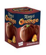 Terry's Dark Orange Chocolate 4 x 157g boxes - $59.99