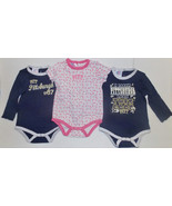 Pittsburgh Univeristy Pitt U Infant Girls 3pc B... - $11.29