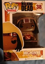 Funko Pop - The Walking Dead - Michonne #38 - 2013 Vinyl Figure - $19.97
