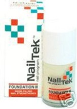 Nail Tek Foundation III for Dry, Brittle Nails 1/2 oz - $16.24
