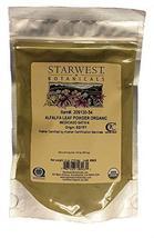 Alfalfa Leaf Cut & Sifted Organic - 4 Oz,(Starwest Botanicals) - $14.76