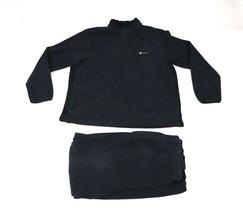 Vintage 90s Nautica Uomo Grande Spell Out 2 Pezzi Felpa Pantaloni - $87.31