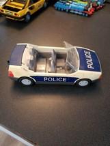 Vintage 1997 Playmobil Police Car - $9.90