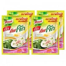 Knorr big cup jok instant porridge, seaweed pork flavoured 55g pack 4. - $25.00