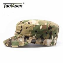 US Army Baseball Snapback Hat Camouflage Caps Army Paintball Fish Hike C... - $17.79