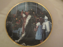 KING OF THE FOREST collector plate WIZARD OF OZ 50th Anniversary BLACKSHEAR - $31.99