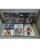 14 Marvel Movie DVD Collection: Avengers Captain America Thor Guardians ... - $59.97