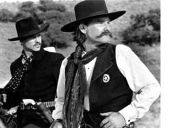 Tombstone Val Kilmer Kurt Russell Vintage 16X20 BW Movie Memorabilia Photo - $29.95