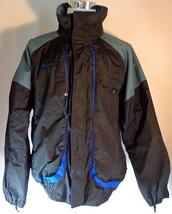 Columbia Mens Jacket Size Large Black - $59.35