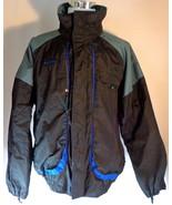 Columbia Mens Jacket Size Large Black - $53.36