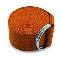 RBX Active 6 ft. Cotton Yoga Strap Orange - $152,60 MXN