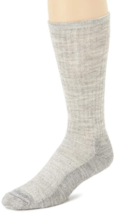 M/L Sockwell Men's Wayfarer Socks Goodhew Classic Merino Wool Grey NEW