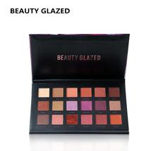 BEAUTY GLAZED Professional Eyes Makeup Easy To Wear Eyeshadow Natural Matte Shim - $12.98