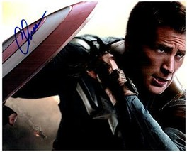 Chris Evans Authentic Original Signed Autographed 8X10 Photo w/COA 2150 - $65.00