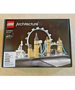 LEGO Architecture London Great Britain Skyline 21034 NEW 468 pcs - $44.55