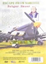 Escape from Sobibor Dvd image 2