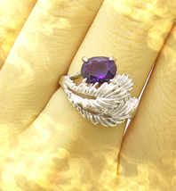 HAUNTED RING ON GOSSAMER WINGS OOAK OFFER ONLY MAGICK 925 7 SCHOLARS  - $88,007.77