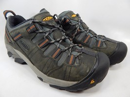 Keen Detroit Low Top Size 9.5 2E WIDE EU 42.5 Men's Utility Work Shoes 1007010EE