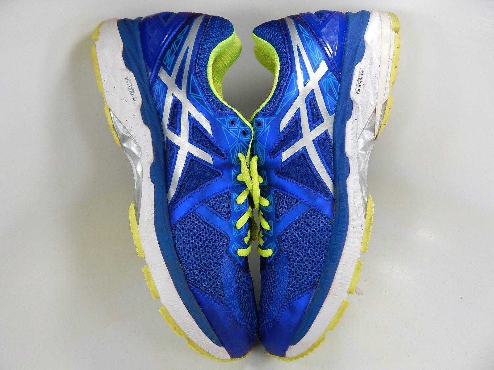 Asics GT 2000 v 4 Size: US 12.5 M (D) EU 47 Men's Running Shoes Blue T606N