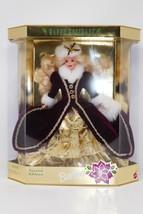 Mattel Happy Holidays Special Edition 1996 Barbie Doll NRFB - $71.24
