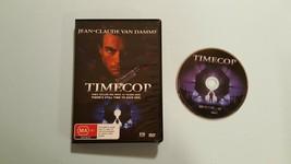 Timecop (DVD, 1994) Region 4 PAL - $8.22