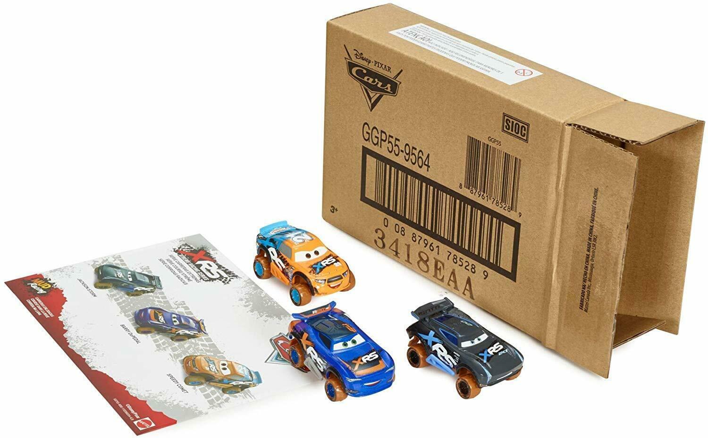 Disney Pixar Cars XRS Mud Racing 3-Pack image 2