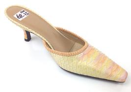 "Stuart Weitzman ""OFFER"" Sandals Color (Sun Mojave) Womens US 7.5 - $79.19"