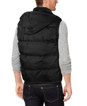 Beverly Hills Polo Club Men's Hooded Zip Athletic Sport Insulated Puffer Vest image 2