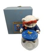 Vintage Treasure Craft Cookie Jar Bear Fortune Teller Madame Zelda 014-080 - $59.39