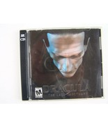 Dracula: The Last Sanctuary PC CD Software - $13.85