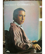 1977 PAUL SIMON Greatest Hits Songbook Guitar Piano 50 Ways to Leave You... - $14.00