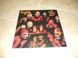 Rob Halford Fight Small Deadly Space Promo Lp Photo Flat 12x12 Judas Pri... - $19.99