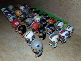 2016 NFL FOOTBALL TEENYMATES SERIES 5 COMPLETE SET OF 32 TEENYMATES  image 7