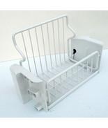 GE Refrigerator Freezer Section Door Basket Module Part #s WR71X10256 WR... - $34.95