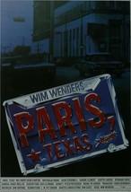Paris, Texas (2) - Harry Dean Stanton (German) - Movie Poster Picture - 11 x 14 - $32.50