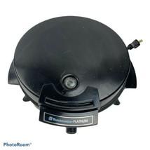 Toastmaster Platinum Waffle Maker Griddle 253S Black Round RARE USA Vintage - $34.64