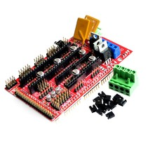 10 pcs/lot !! RAMPS 1.4 3D control panel printer Control Reprap MendelPrusa - $51.32