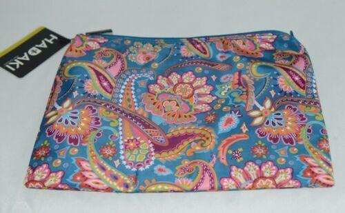 Hadaki New Orleans HDK837 Multi Colored Zip Carry All Pod