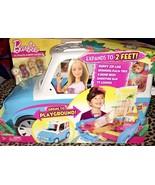 Barbie Ultimate Puppy Mobile Van 4 Puppies - $49.99