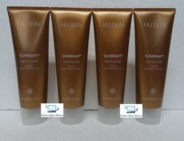Four pack: Nu Skin Nuskin Sunright Insta Glow Tinted Self-Tanning Gel 125ml x4 - $100.00